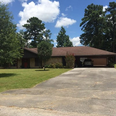 Vidor Single Family Home For Sale: 800 Forrest Ln