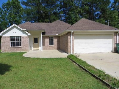 Lumberton Single Family Home Pending Take Backups: 151 Welter
