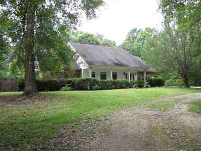 Kountze Single Family Home For Sale: 5382 Oakwood