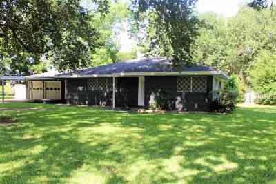 Port Arthur Single Family Home For Sale: 6264 Hazel