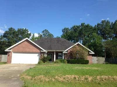 Lumberton Single Family Home For Sale: 6034 Wheeler Rd