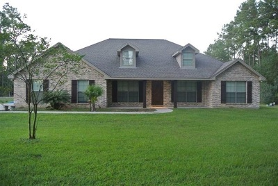 Lumberton Single Family Home For Sale: 5125 Timberwolf