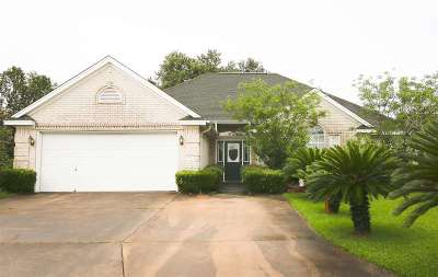 Beaumont Single Family Home For Sale: 9670 Mississippi