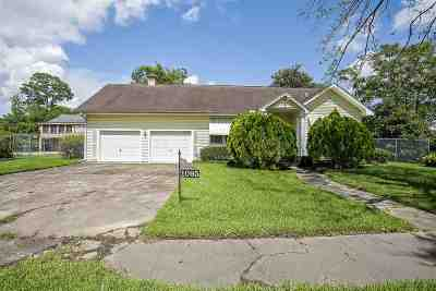 Beaumont Single Family Home For Sale: 1095 Amarillo St
