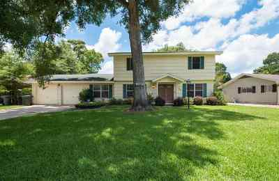 Beaumont Single Family Home For Sale: 4750 Hardwood Ln