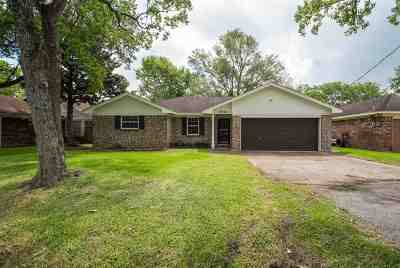 Beaumont Single Family Home For Sale: 2725 Wescalder
