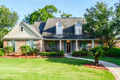 Beaumont Single Family Home For Sale: 6085 Chatom Trace