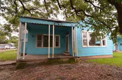 Port Arthur Single Family Home For Sale: 3801 27th St