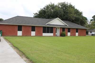 Lumberton Single Family Home For Sale: 8120 Ginger Lane