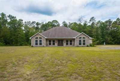 Kountze Single Family Home For Sale: 5908 Barrows
