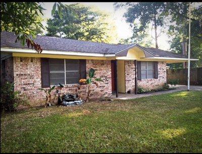 Kountze Single Family Home For Sale: 210 Elmore