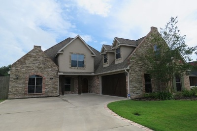 Lumberton Single Family Home For Sale: 117 Parkway Oaks