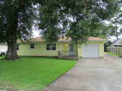 Nederland Single Family Home For Sale: 316 S 4th 1/2 Street