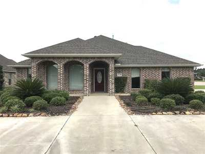 Single Family Home For Sale: 6214 Marble Falls