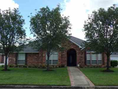 Beaumont Single Family Home For Sale: 6080 Chatom Trace
