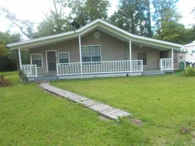 Kountze Single Family Home For Sale: 3586 Clear Lake Road