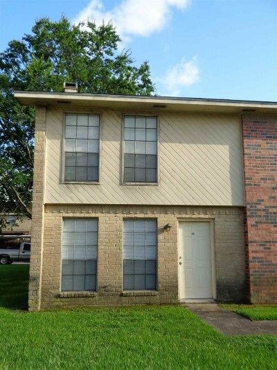 Beaumont Condo/Townhouse For Sale: 2700 16th St # 40