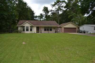 Lumberton Single Family Home For Sale: 8406 South Wind