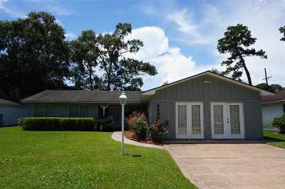 Beaumont Single Family Home For Sale: 4695 Fieldwood