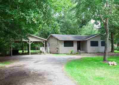 Lumberton Single Family Home For Sale: 120 N Caywood Street