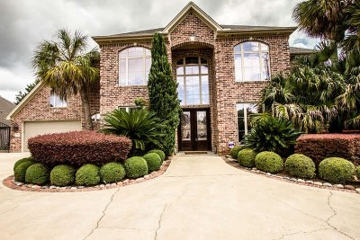 Lumberton Single Family Home For Sale: 7654 Sir Kevin
