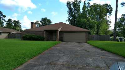 Beaumont Single Family Home For Sale: 5320 Ada Ave