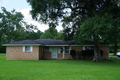 Vidor Single Family Home For Sale: 4595 Lamont