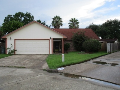 Beaumont Single Family Home For Sale: 5490 Greenbriar Lane
