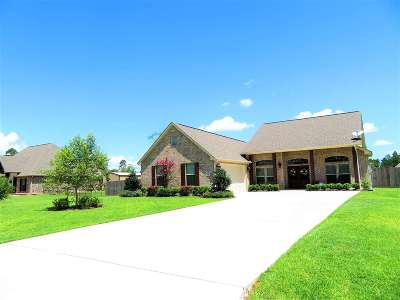 Beaumont Single Family Home For Sale: 12145 Woodland Dr