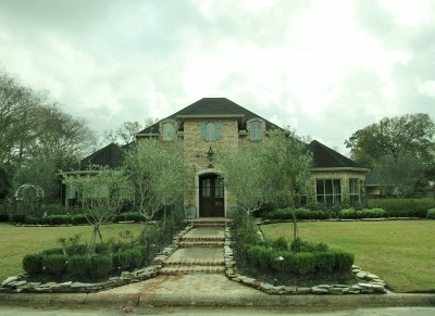 Beaumont Single Family Home For Sale: 4 Bayou Bend
