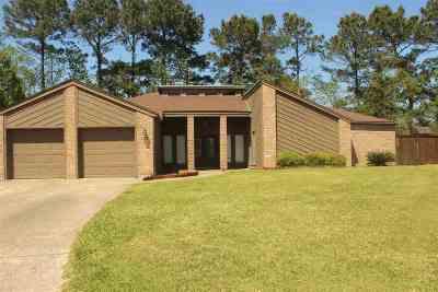 Vidor Single Family Home For Sale: 210 Glenbrook