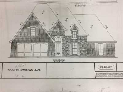 Beaumont Single Family Home For Sale: 10420 Jordan