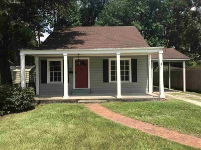Beaumont Single Family Home For Sale: 884 Lucas