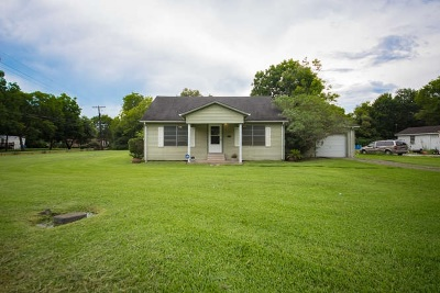 Beaumont Single Family Home For Sale: 9216 Old Gilbert Road