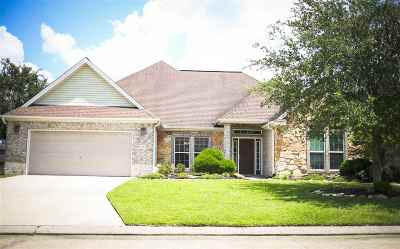 Beaumont Single Family Home For Sale: 2490 Sunflower Ln