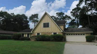 Vidor Single Family Home For Sale: 1825 Waterford Way