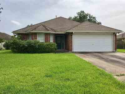 Port Arthur Single Family Home For Sale: 8129 Friar Point Dr.
