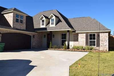 Lumberton Single Family Home For Sale: 109 Gracie
