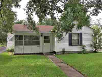 Beaumont Single Family Home For Sale: 2646 Harrison