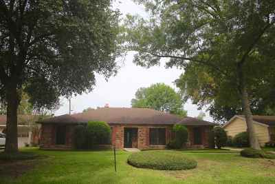 Beaumont Single Family Home For Sale: 1425 Mimosa