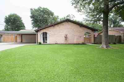 Beaumont Single Family Home For Sale: 970 Wisteria Dr.