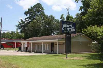 Kountze Commercial For Sale: 1440 Pine St