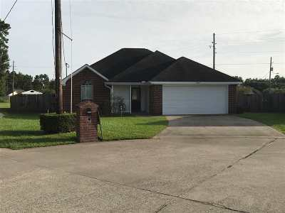 Lumberton Single Family Home For Sale: 6545 Boone
