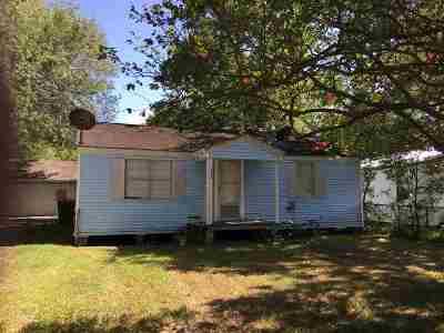 Port Arthur Single Family Home For Sale: 2214 62nd
