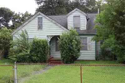 Beaumont Single Family Home For Sale: 1401 Church St.