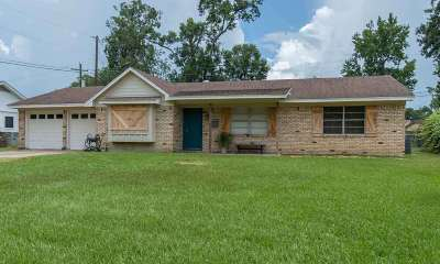 Beaumont Single Family Home For Sale: 6230 Tulip Drive