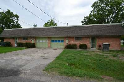 Port Arthur Multi Family Home For Sale: 2910 11th Avenue