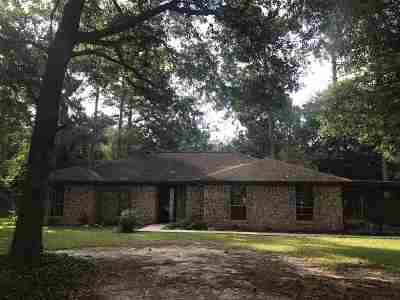 Lumberton Single Family Home For Sale: 450 Tall Timbers