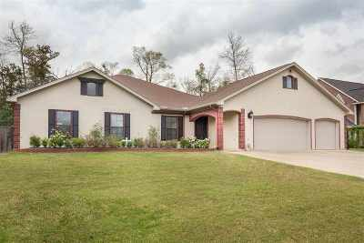 Lumberton Single Family Home For Sale: 5390 Lexington Circle