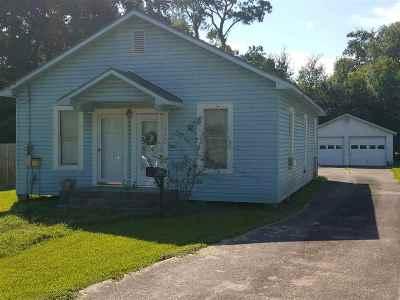 Port Arthur Single Family Home For Sale: 3939 27